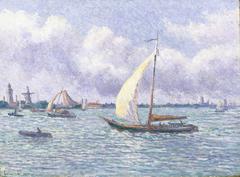The Meuse Near Dordrecht (La Meuse près de Dordrecht)