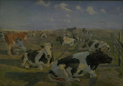 The Milking Place at Meilgård