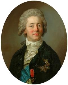 Portrait of Stanisław Kostka Potocki (1755-1821)