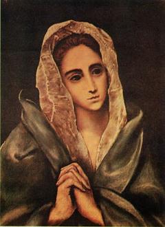 Mourning Madonna