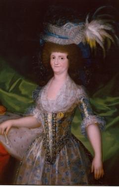 Portrait of Maria Luisa of Parma