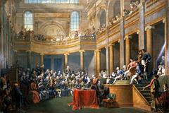 Consulta de la République cisalpine réunie en comices à Lyon.