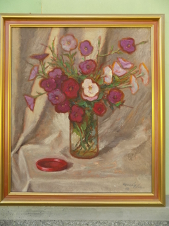 Vase with Flower 1