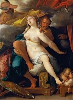 Venus and Mars warned by Mercury