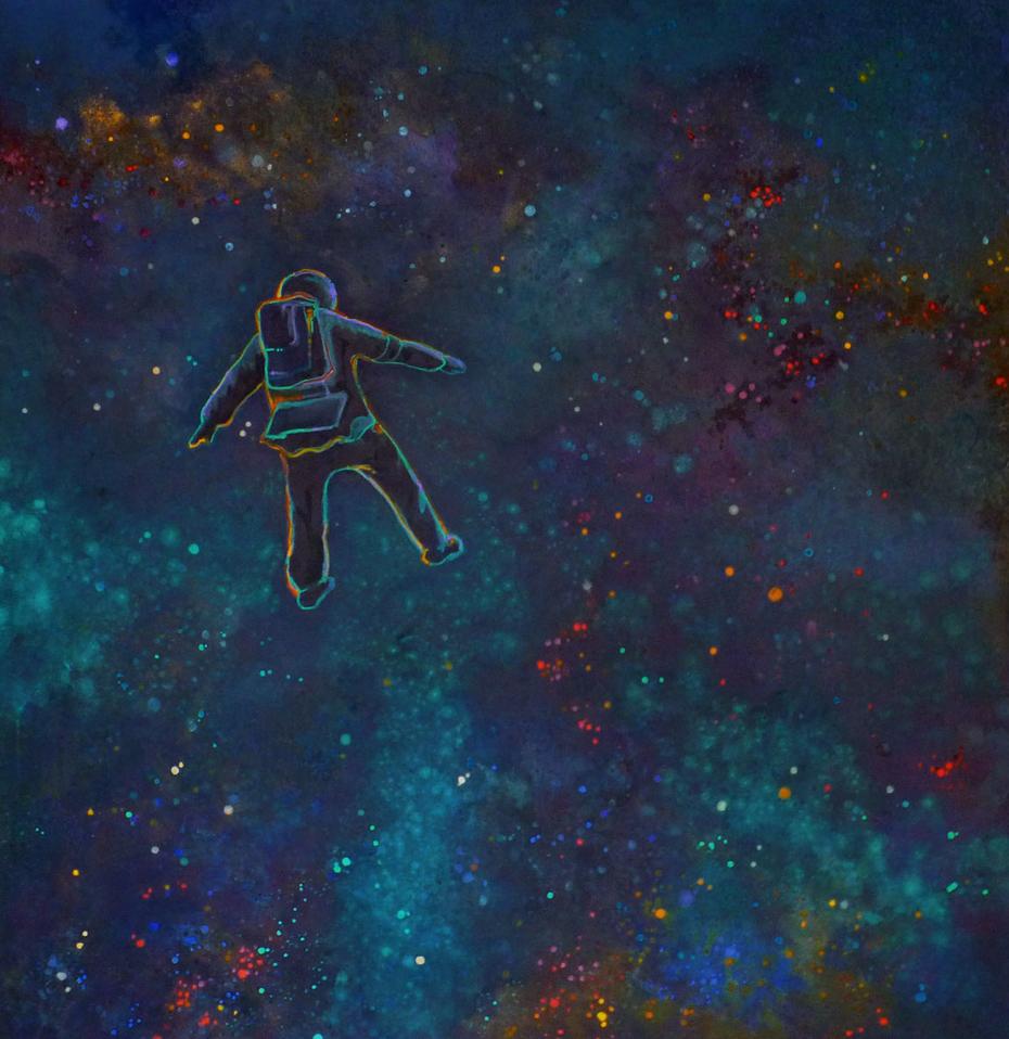 Viaje  al espacio 3
