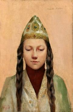 Vierge byzantine