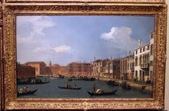 View of Canale di Santa Chiara, Venice