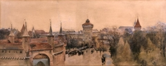 View of Cracow