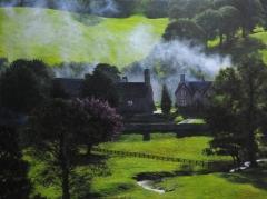 Village in North Wales