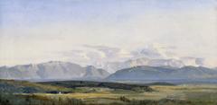 Vorgebirgslandschaft bei Murnau