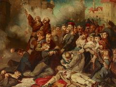 Warsaw on 8 April 1861
