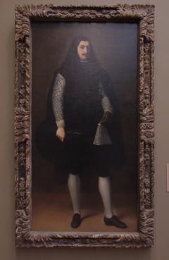 A Knight of Alcántara or Calatrava