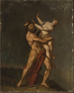 Abduction of Proserpina by Pluto