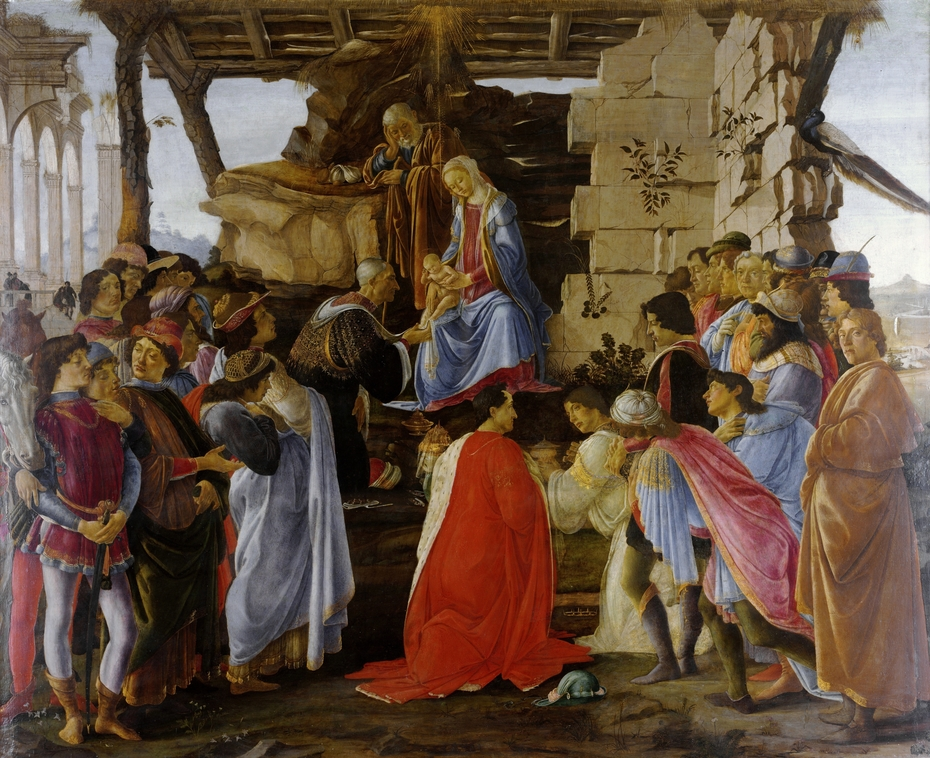 Adoration of the Magi of 1476