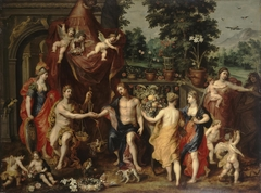 Allegory of the Virtuous Life
