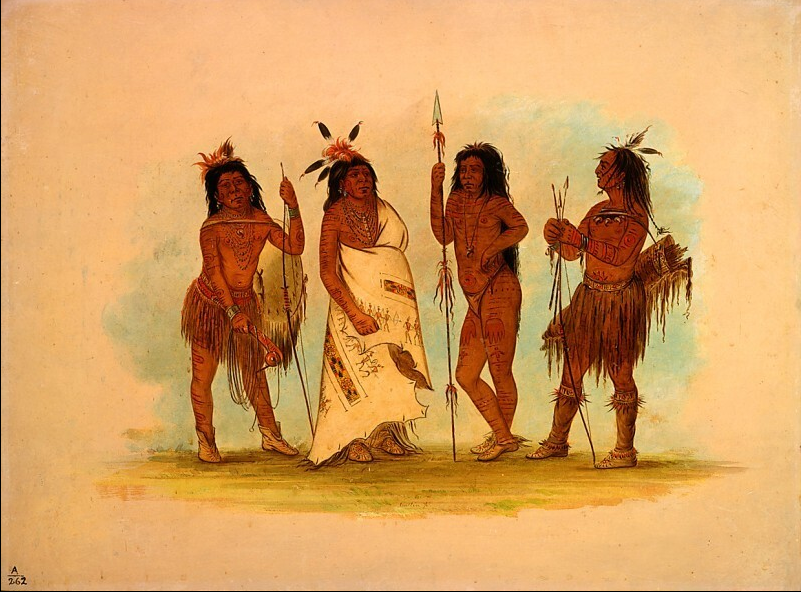 the iroquois indians and their tribal issues The confederacy of the tribes consists of the six mentioned sub-nations and is headed by the grand council represented by fifty chiefs the tribes are not.