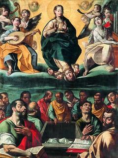 Asunción de la Virgen