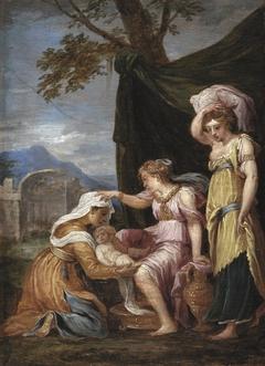 Birth of Jupiter