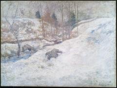 Brook in Winter