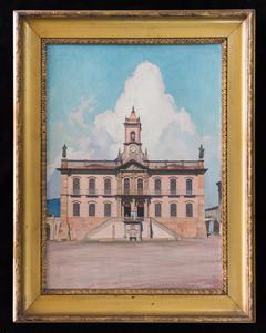 Casa de Câmara e Cadeia de Ouro Preto (atribuído)