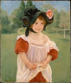 Childhood in a Garden - 1901