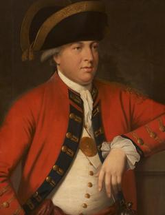 Colonel John Lemon, MP of Truro (1754 - 1814)