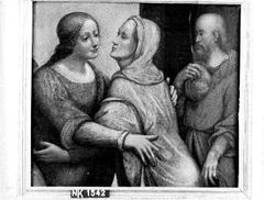 De Visitatie (De ontmoeting tussen Maria en Elisabeth)