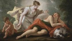 Diana (Selene) and Endymion