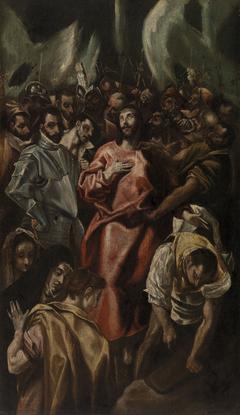 Disrobing of Christ (Espolio)