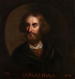 Donald V, King of Scotland (863-8)