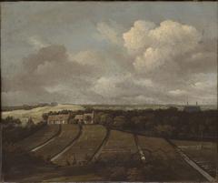 Dunes near Haarlem