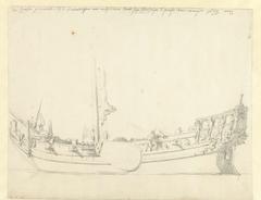 Een jacht gebouwd voor de prins van Oranje-Nassau