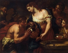 Eleazar and Rebekah at the Well