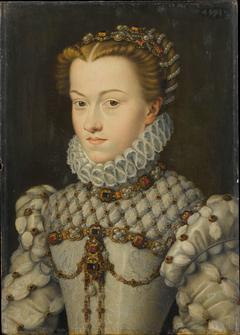 Elisabeth of Austria, Queen of France