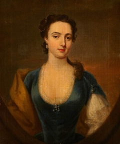 Elizabeth Ambrose, Mrs Hugh Eccles
