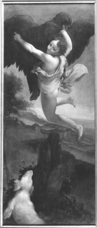Entführung des Ganymed (Kopie nach)