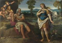 Erminia takes Refuge with the Shepherds