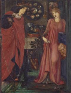 Fair Rosamund and Queen Eleanor