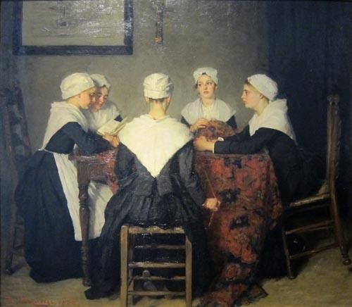 Five Amsterdam Orphans