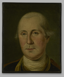 George Washington  (1732-1799), LL. D. 1781 (after Charles WillsonPeale)