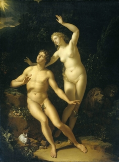 God Holds Adam and Eve Responsible