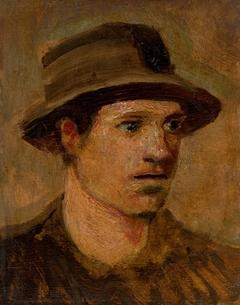 Head of a Labourer