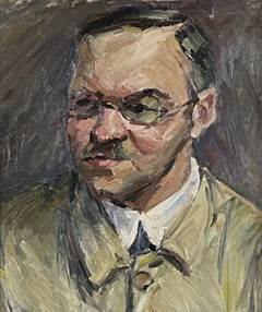 Herrenporträt (1914)