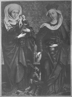 Hll. Anna selbdritt und Elisabeth