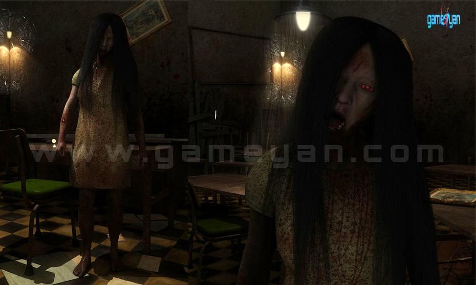3D Horror Character Model and Animation UAE, Dubai