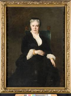 Ida Helena Harting (1827-1902). Echtgenote van P.M. Molijn; (2) Nicolaas van Taack Tra Kranen