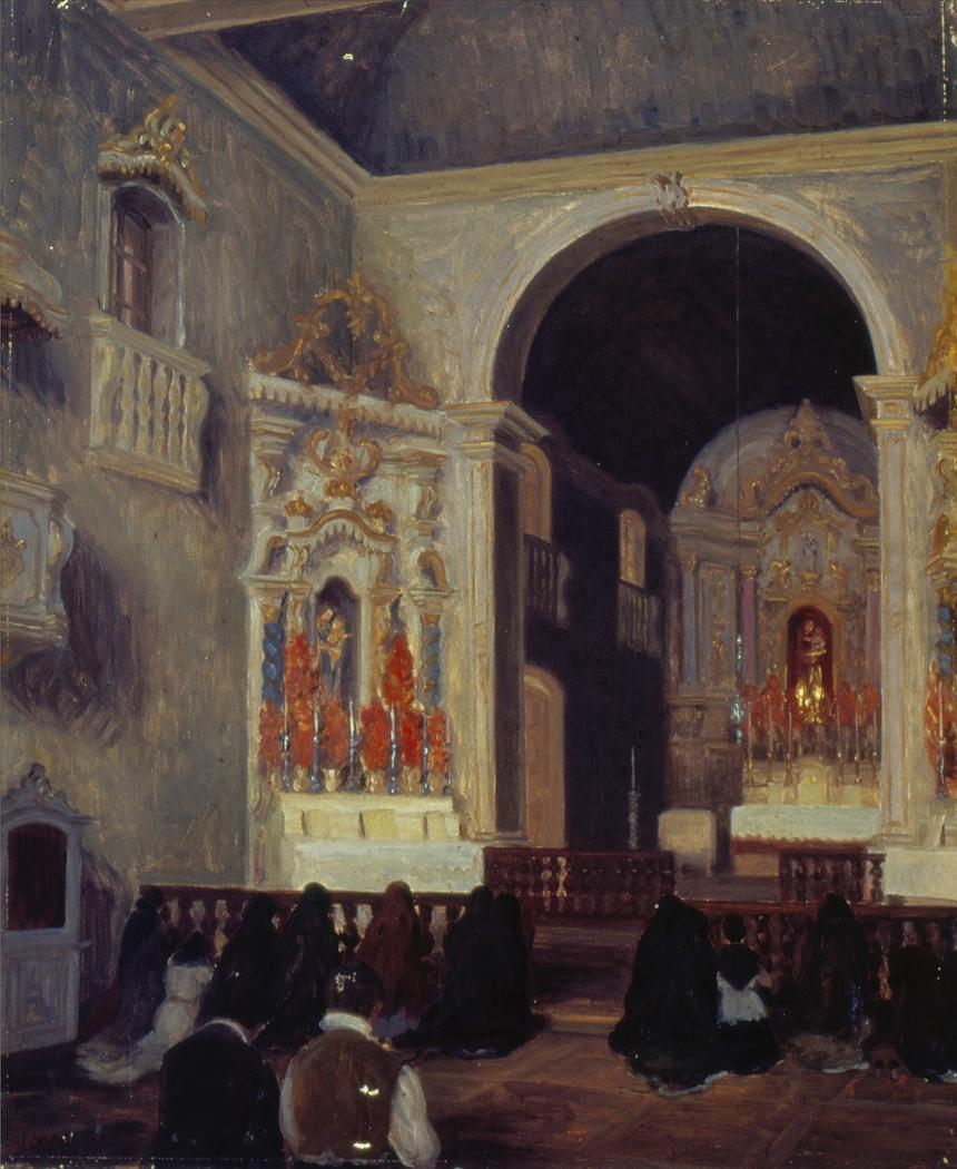 Igreja de Santo Antonio, 1826