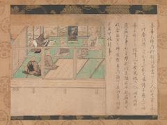 Illustrated Biography of Hōnen (Shūikotokūden-e)