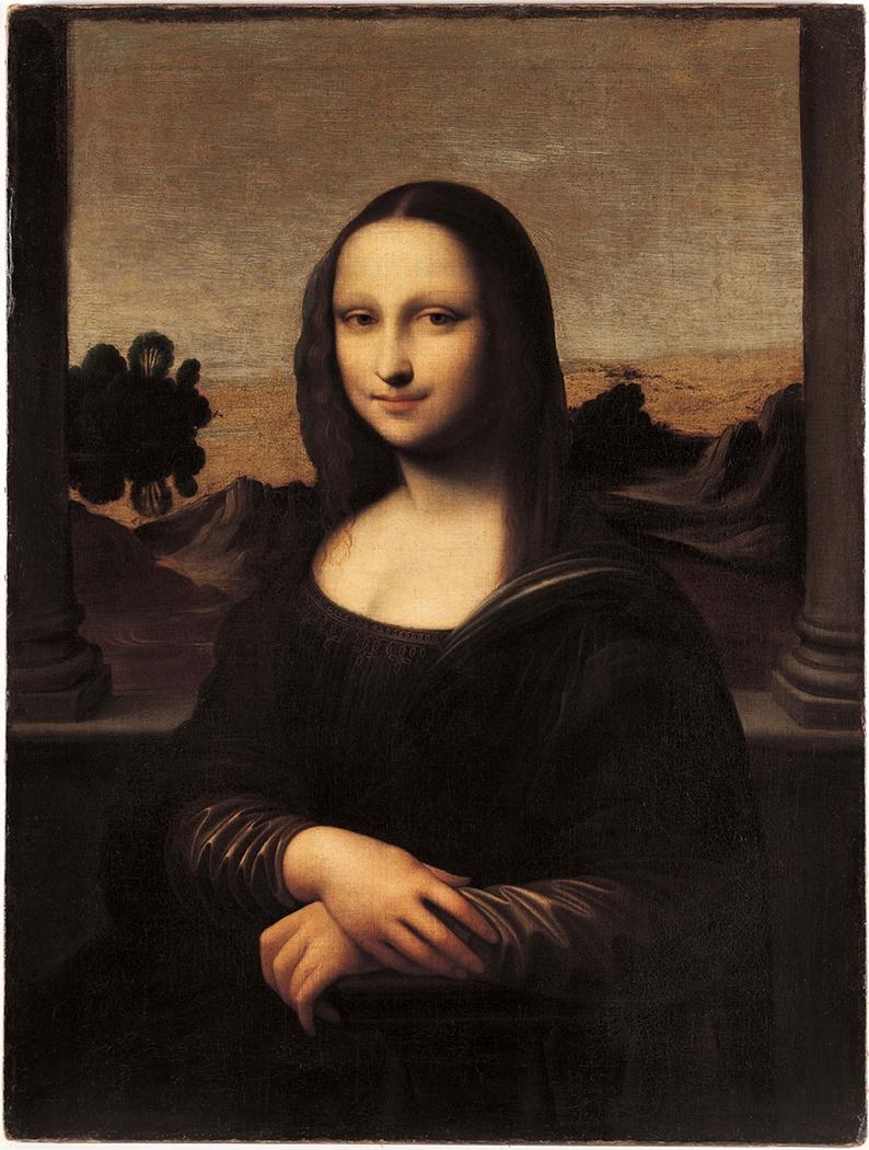 Isleworth Mona Lisa