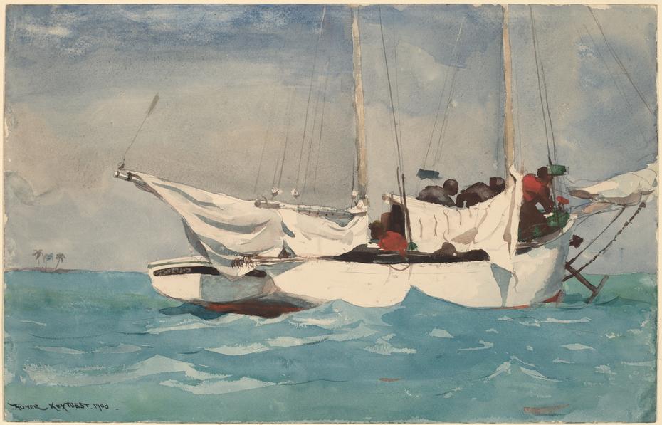 Key West, Hauling Anchor
